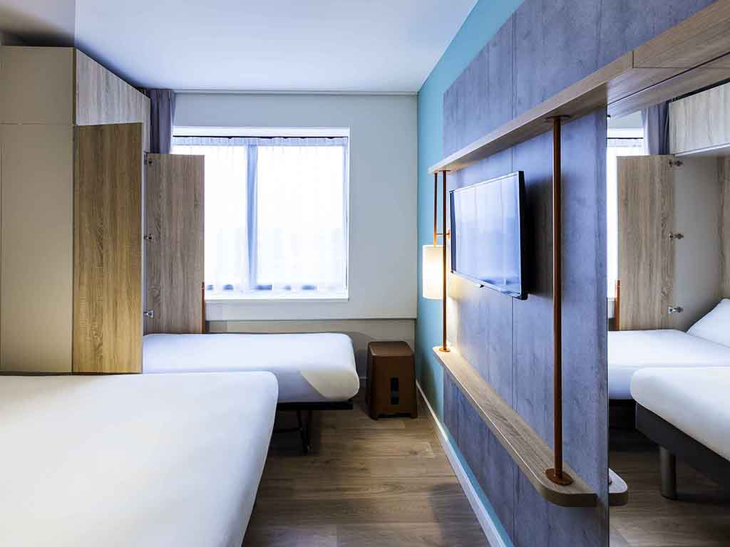 Goedkoop hotel amstelveen ibis budget amsterdam zuid for Adagio amsterdam