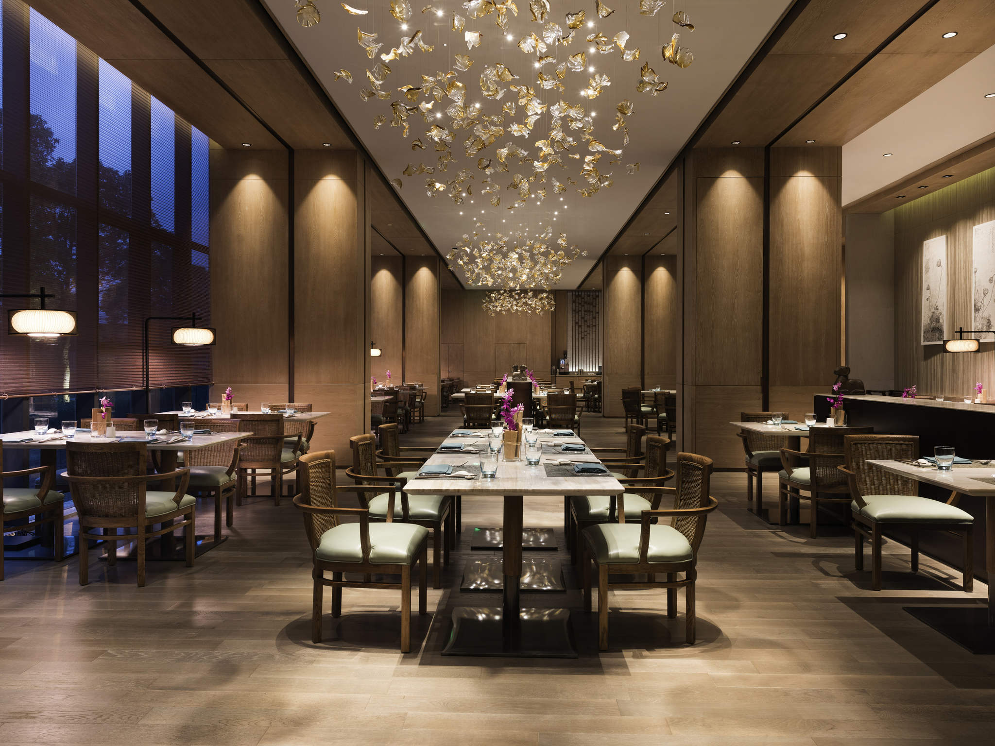 ホテル – ノボテル 上海 クローバー