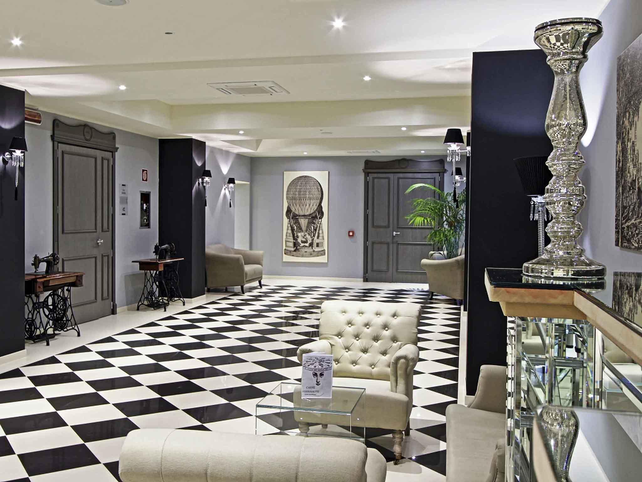 Hotel in casalecchio di reno boutique hotel calzavecchio for Hotel a casalecchio di reno