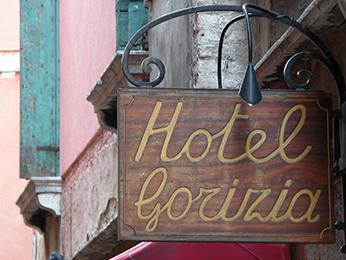 Hotel Gorizzia A La Valigia