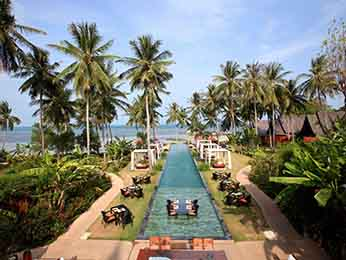 Kupu Kupu Phangan Beach Villas And Spa By Loccitane