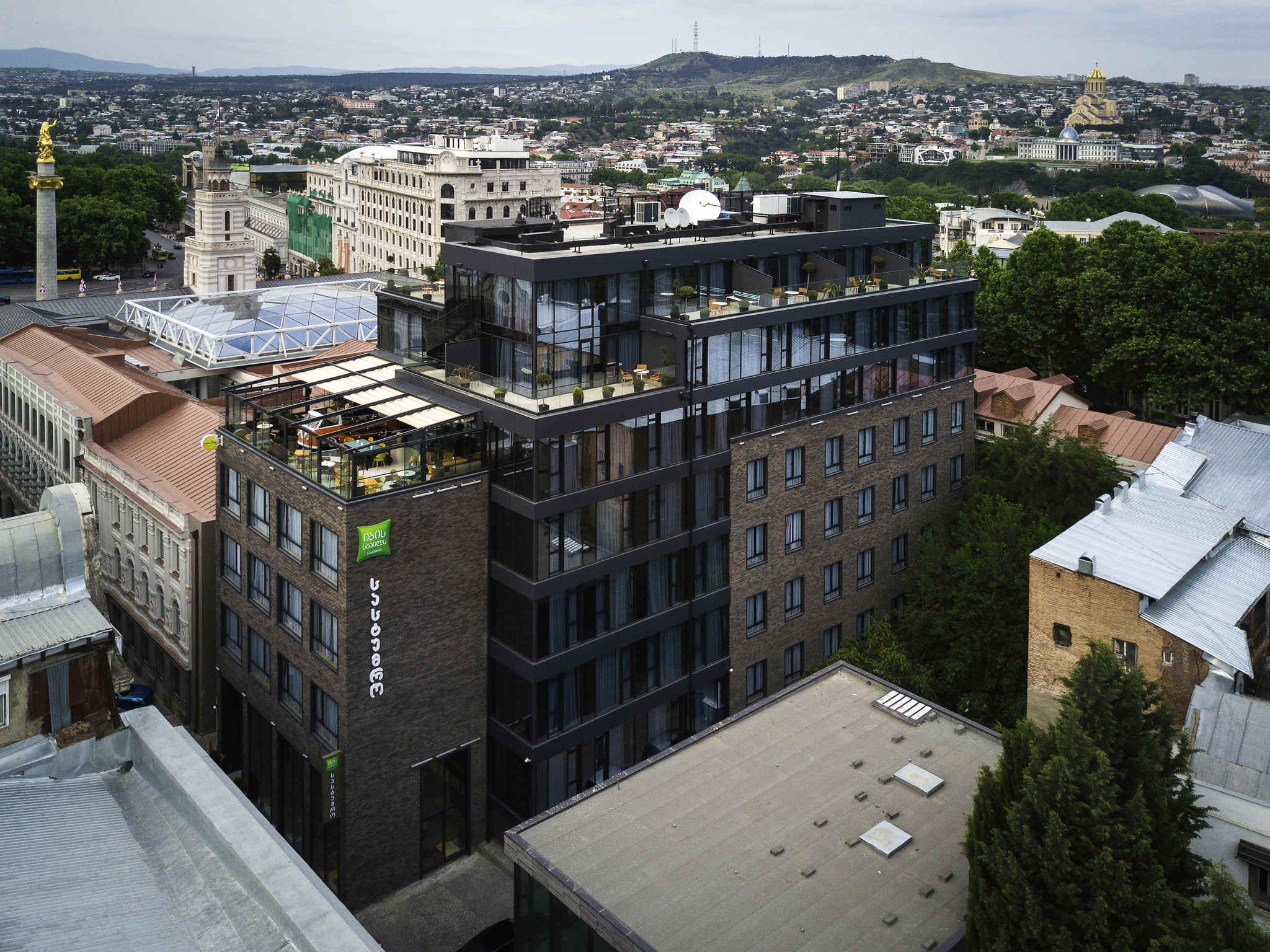 酒店 – ibis Styles Tbilisi Center
