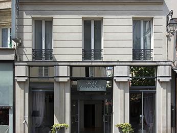 Hotel Des Ducs D Anjou