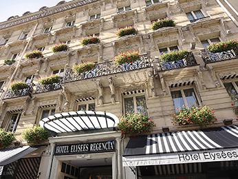Hotel Elysees Regencia