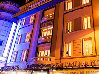 Hotel Notre Dame De France