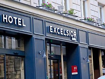 Hotel Excelsior Latin
