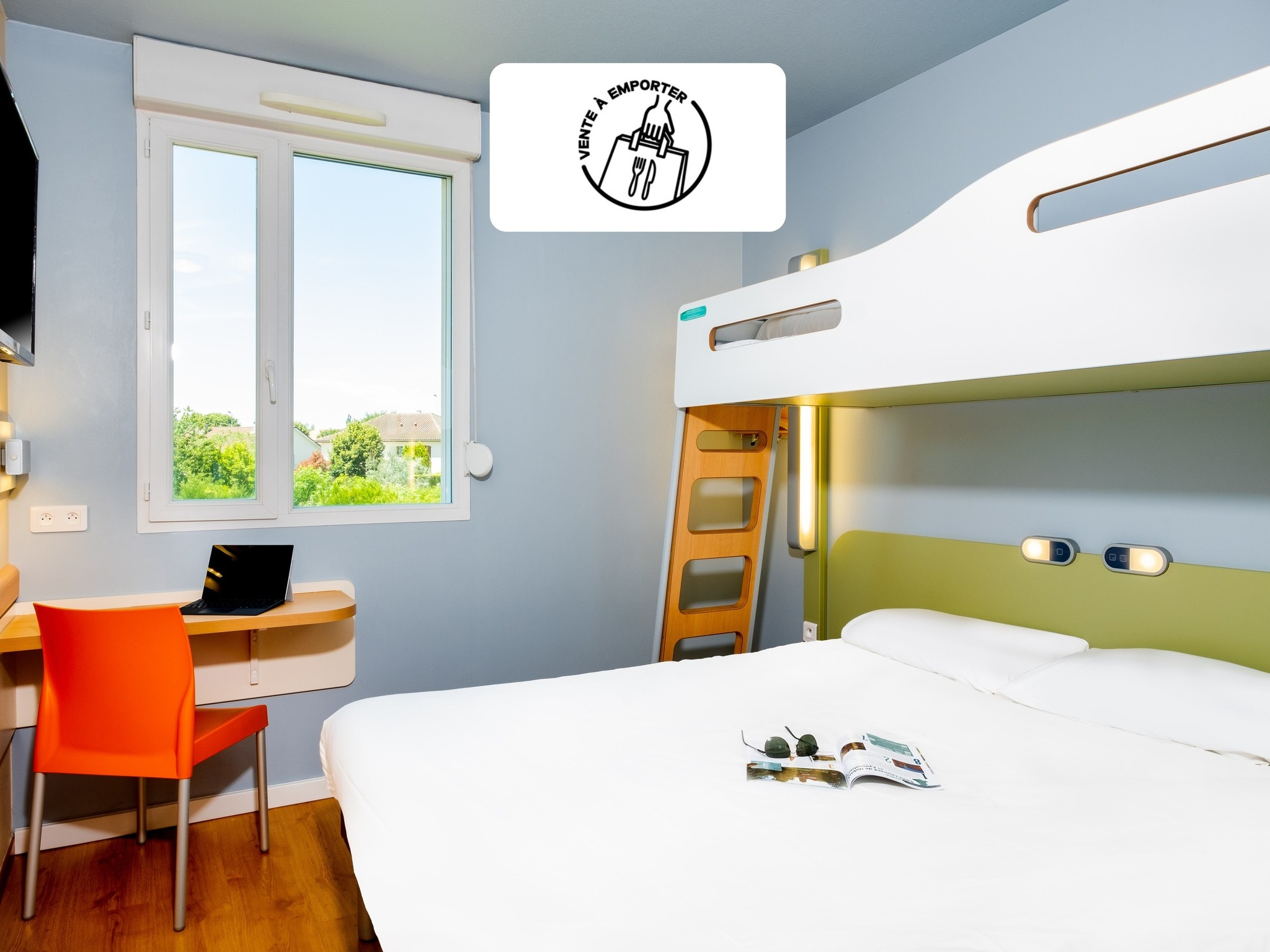 Hotell – ibis budget Limoges Nord