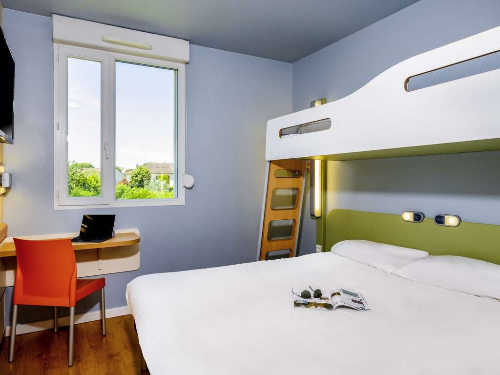 Hotel pas cher limoges ibis budget limoges nord for Grand hotel pas cher