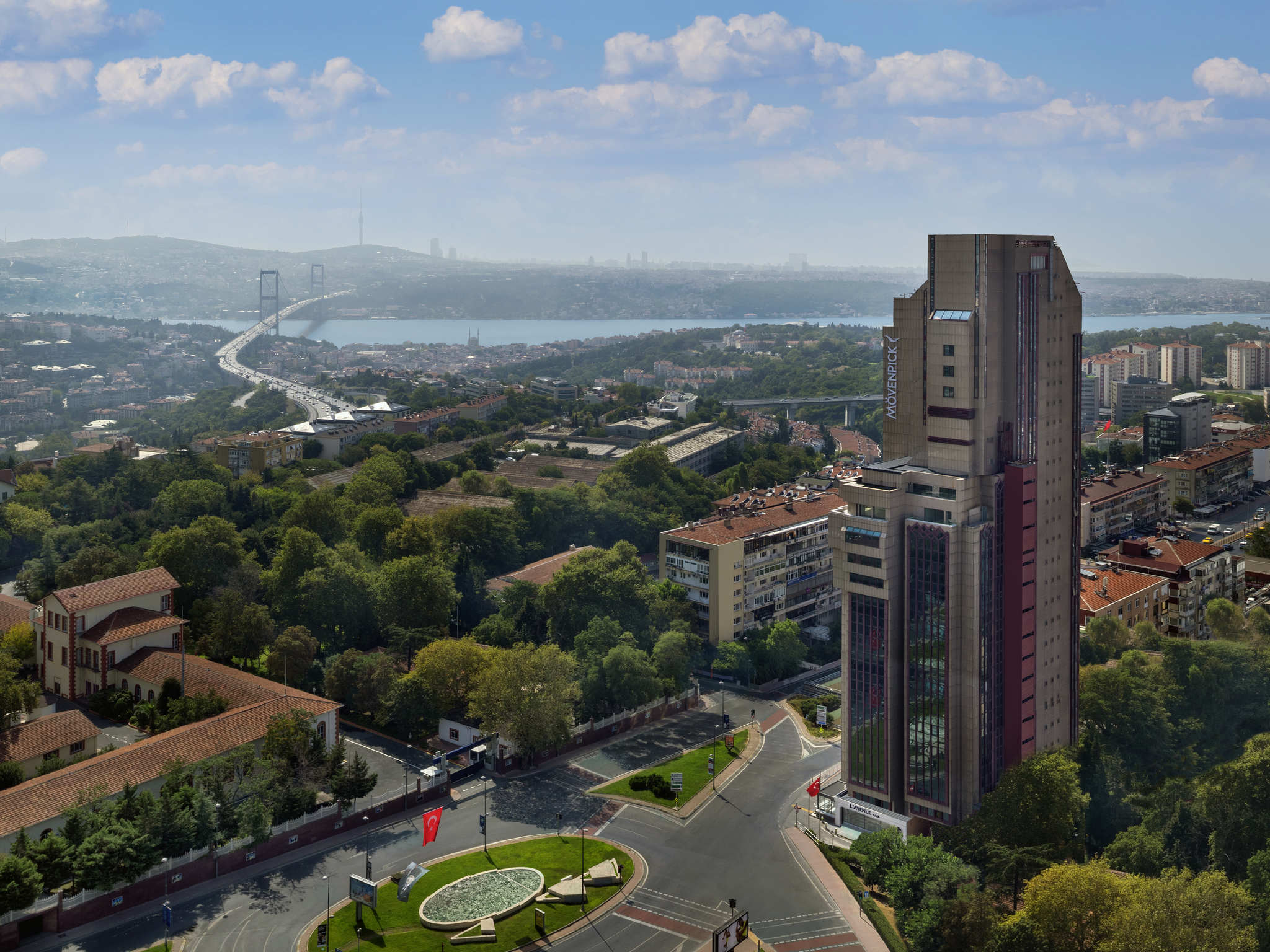 Otel – Mercure Istanbul City Bosphorus Hotel