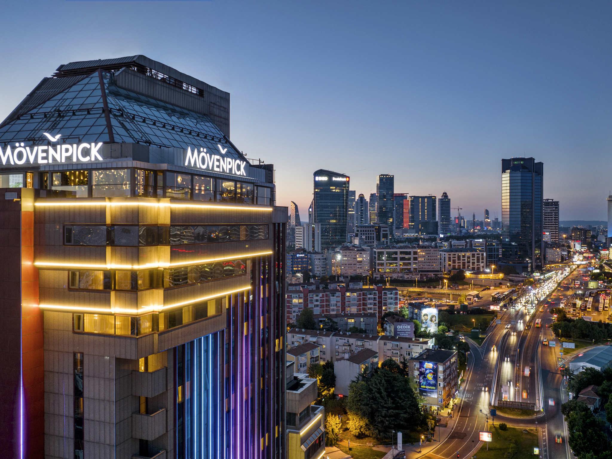 Отель — Отель Mercure Стамбул Сити Босфор