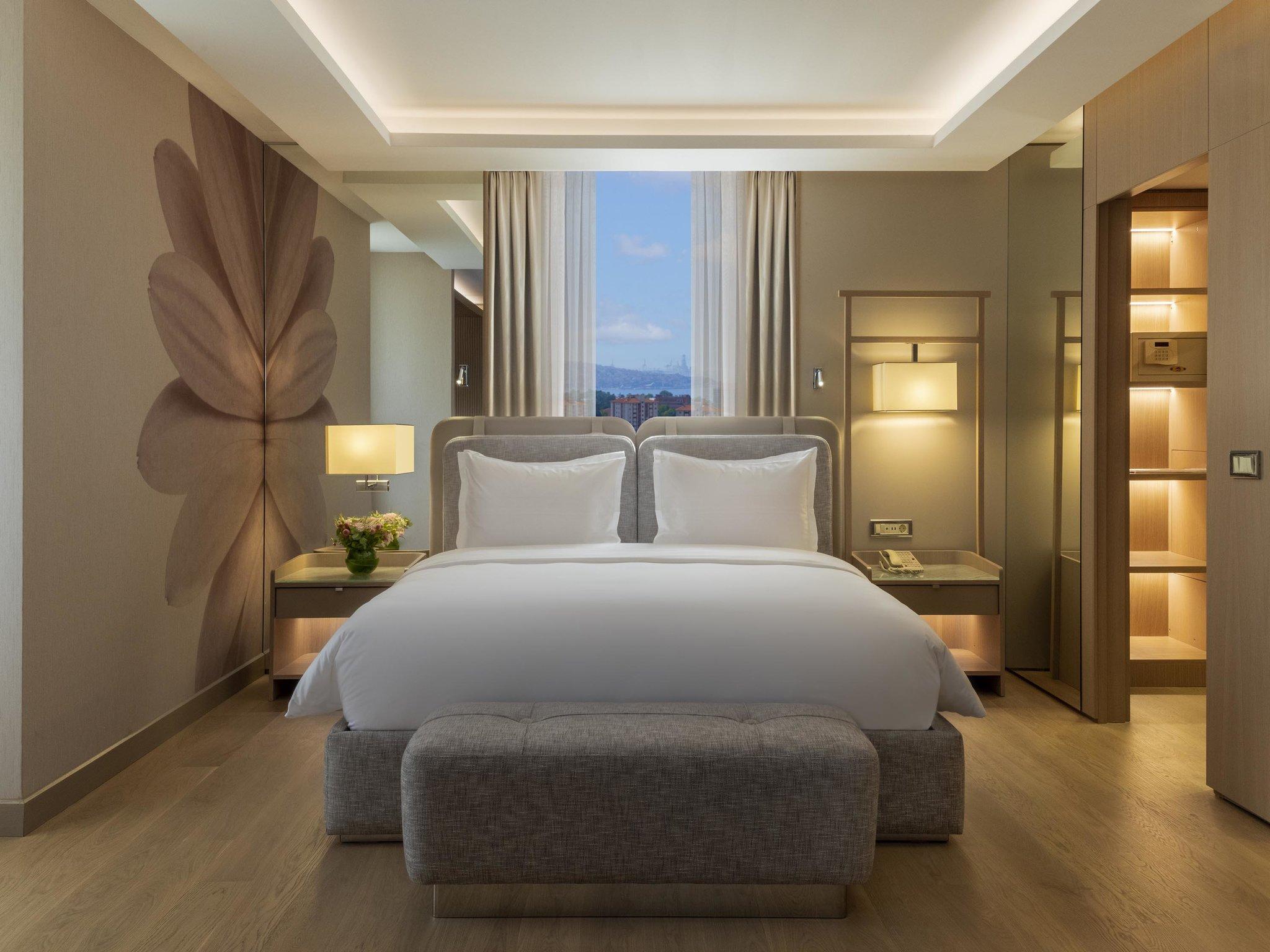 Rooms Mercure Istanbul City Bosphorus Hotel
