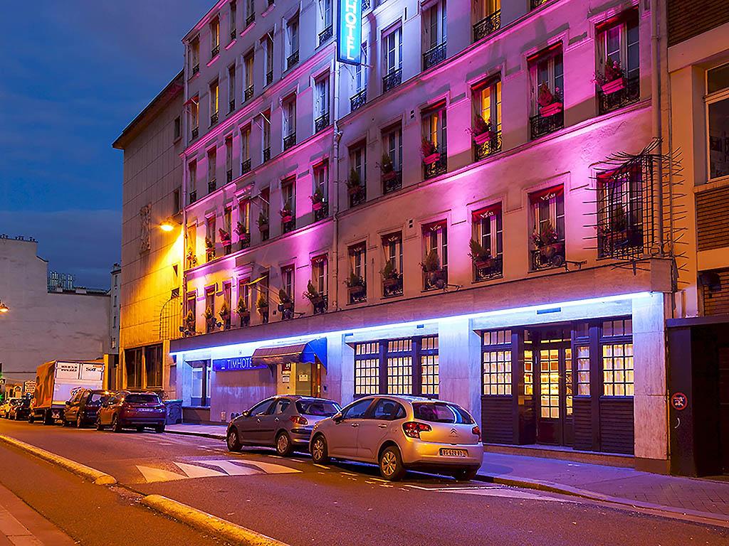 Hotel Nahe Gare De Lyon Paris