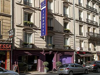 Timhotel Odessa Montparnasse