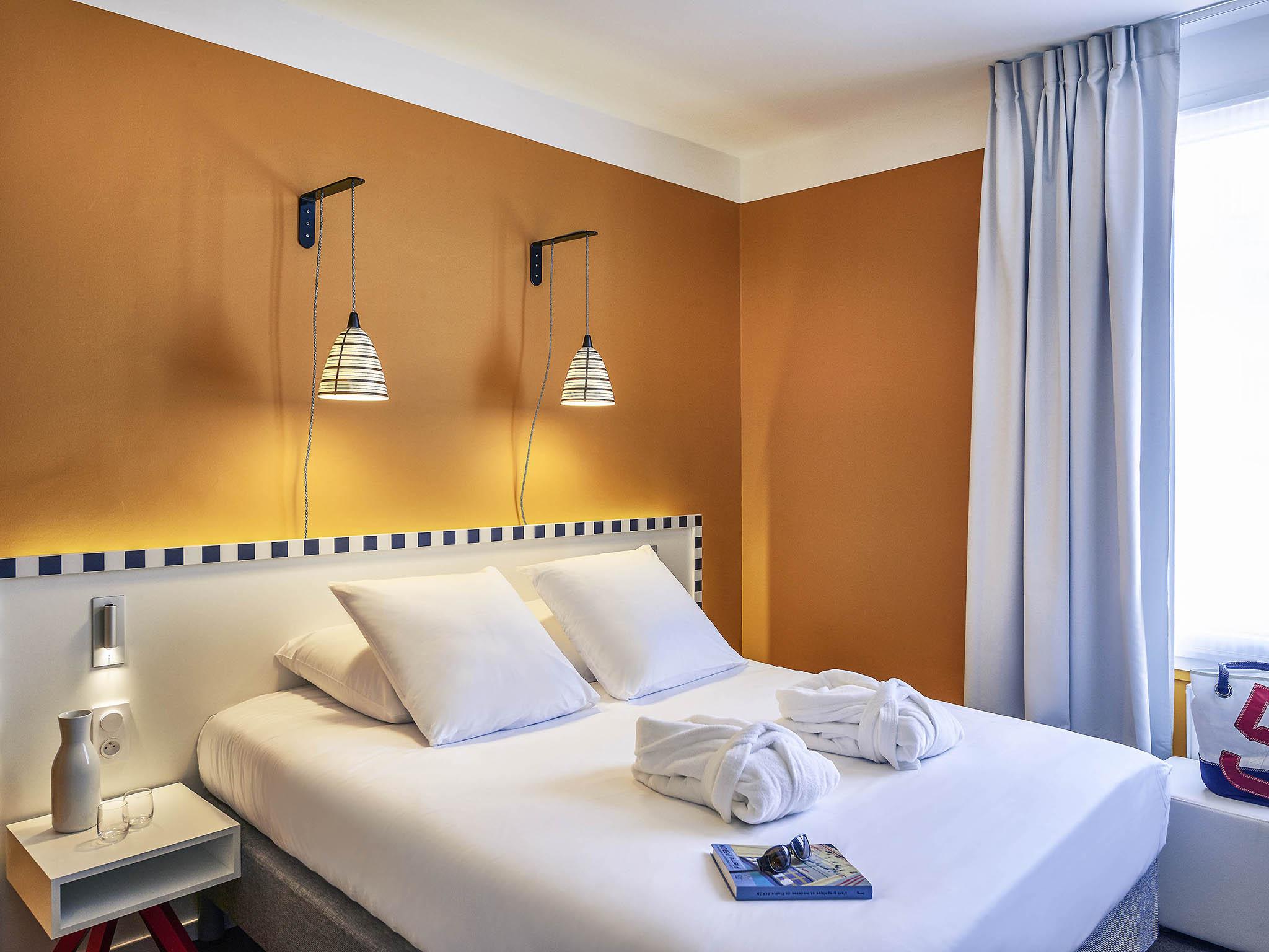 Отель — Hôtel Mercure Brest Centre Les Voyageurs