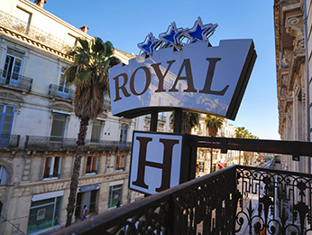 Royal Hotel Montpellier