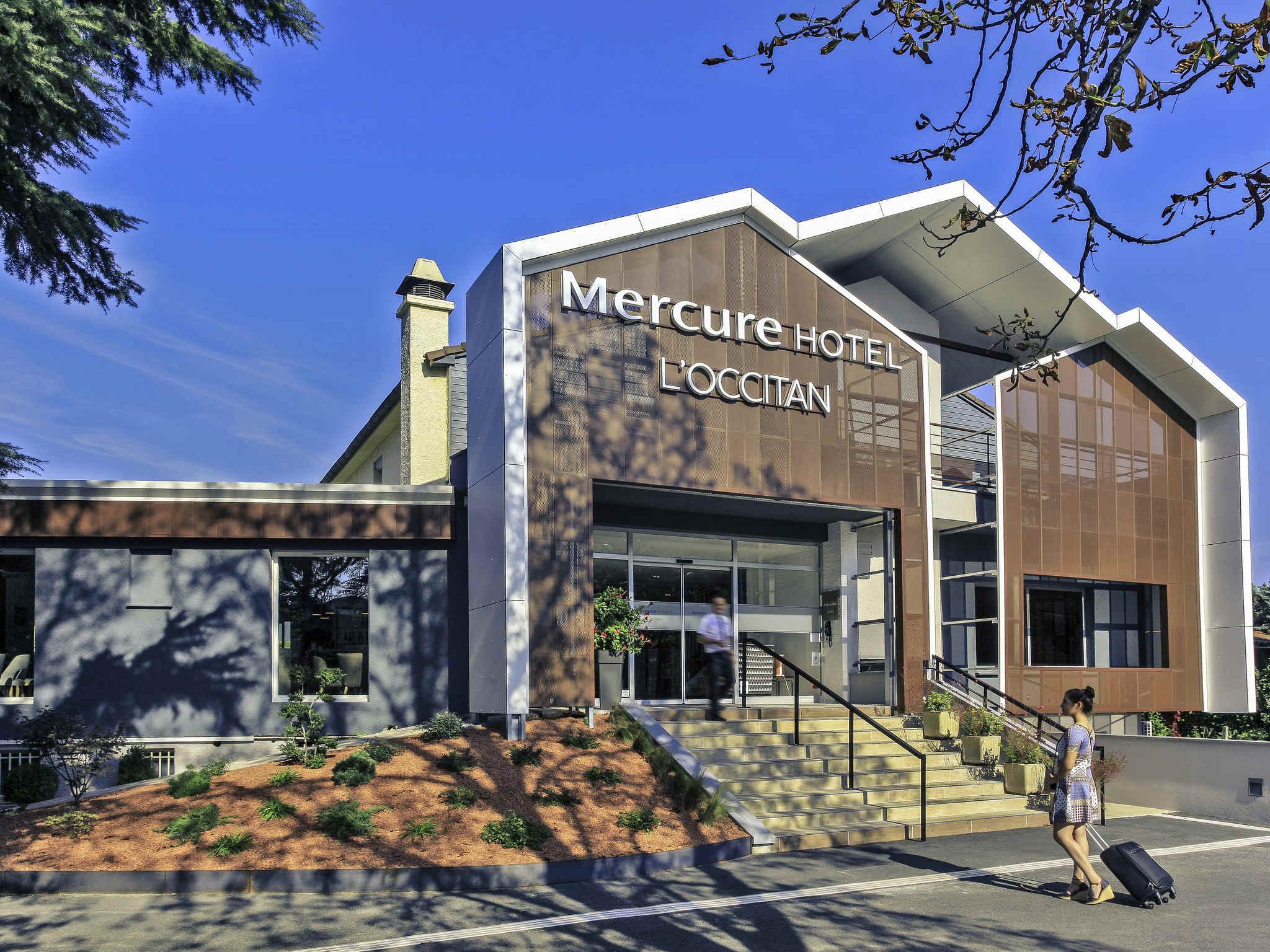 โรงแรม – Hôtel Mercure Castres L'Occitan