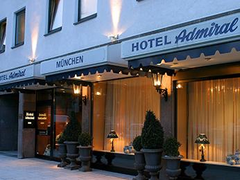 Hotel Admiral Munchen