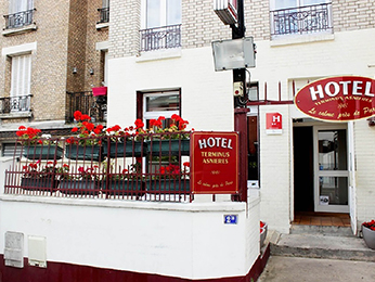 Hotel Terminus Paris La Defense