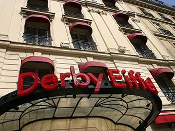 Derby Eiffel Hotel