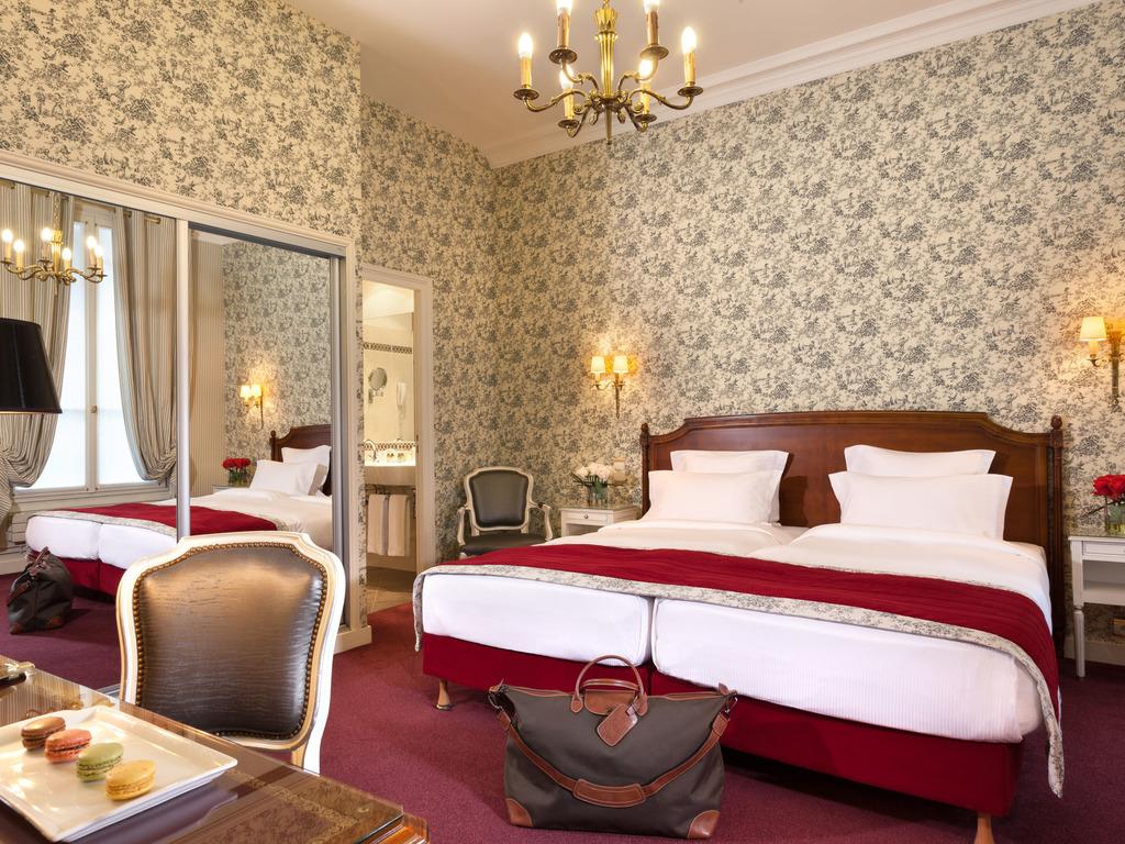 Hotel Mayfair Paris Family Room