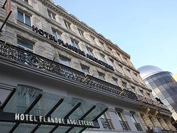 Hotel Flandre Angleterre
