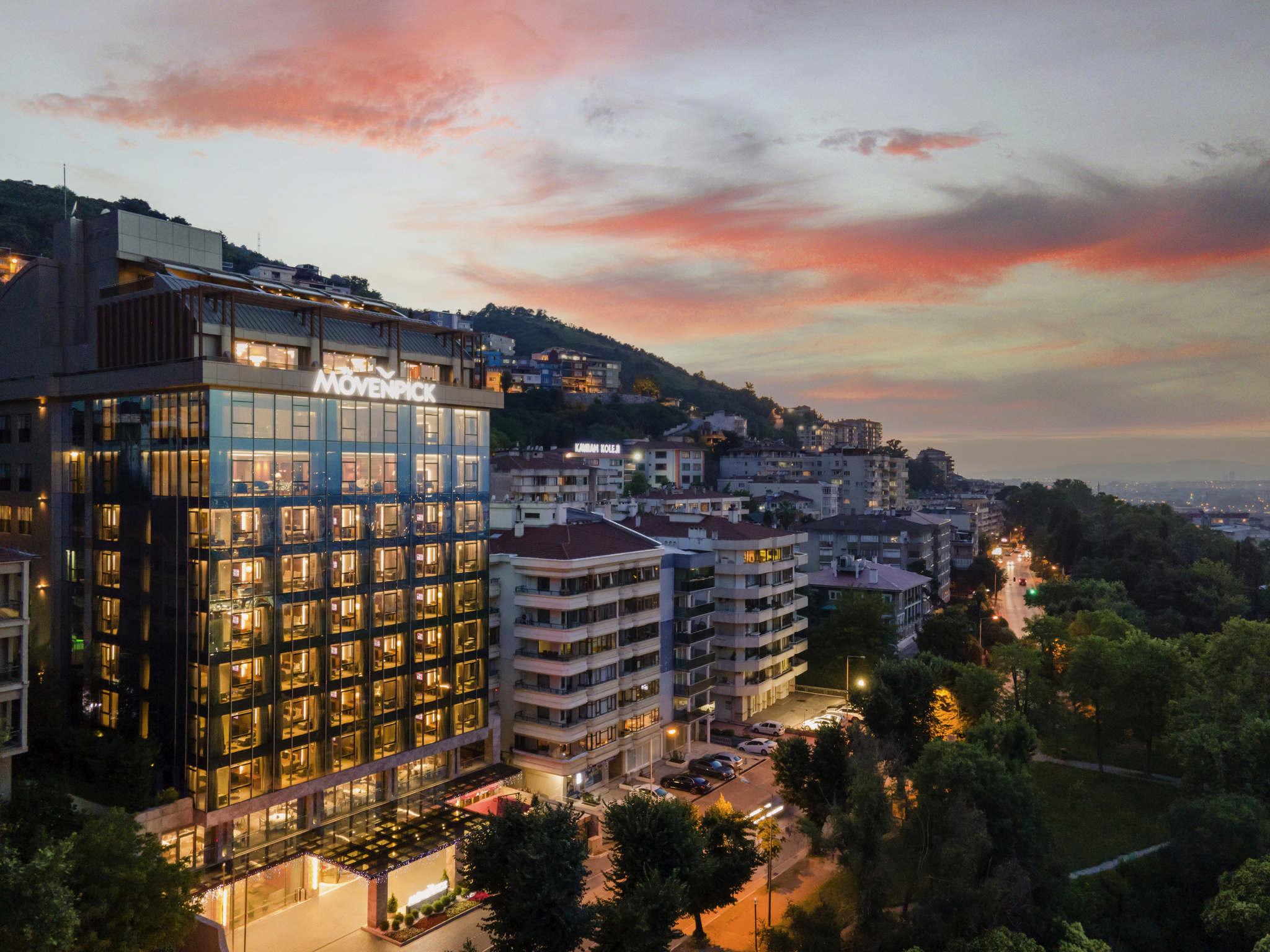 โรงแรม – Mercure Bursa Hotel