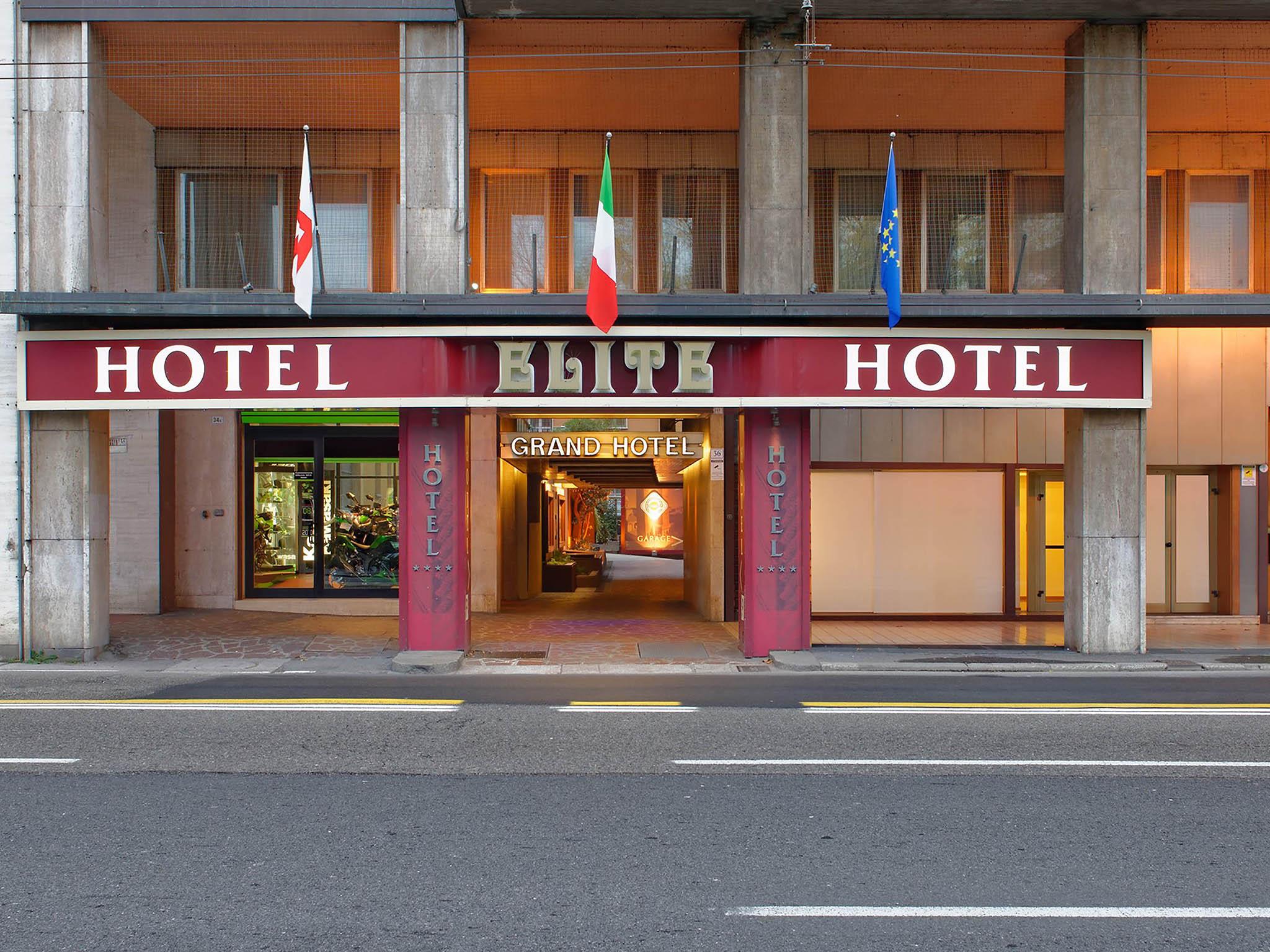 Elite Hotel Bologna