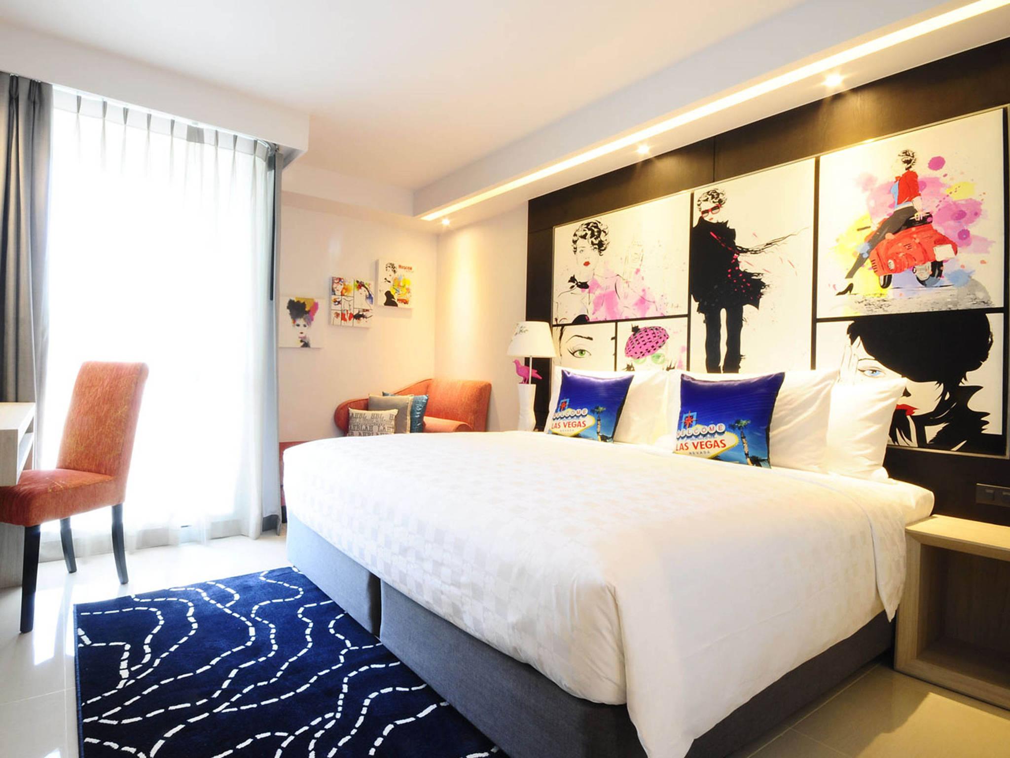 H´tel  BANGKOK Hotel Clover Asoke