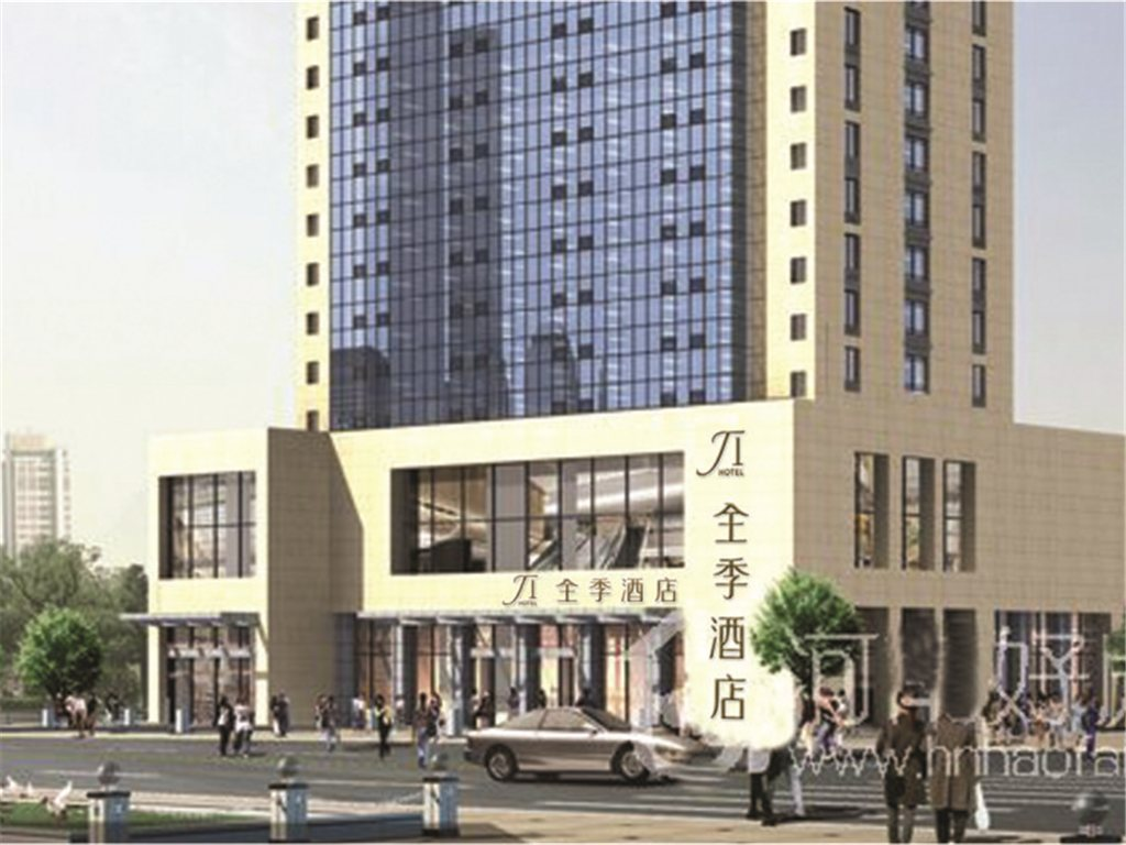 Отель — Ji Zhengzhou Jianshe Rd