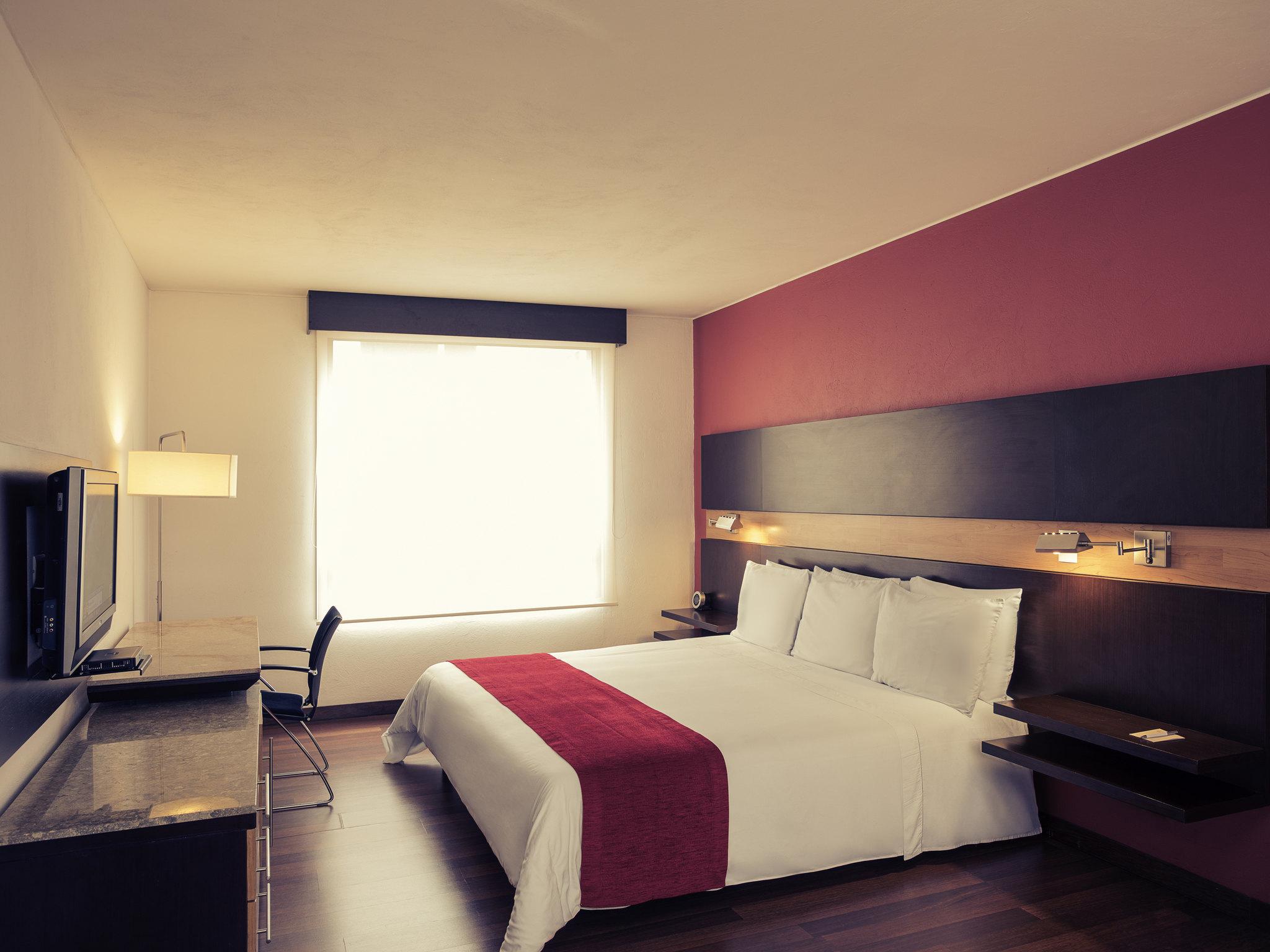 โรงแรม – Mercure Bogota Bh Retiro