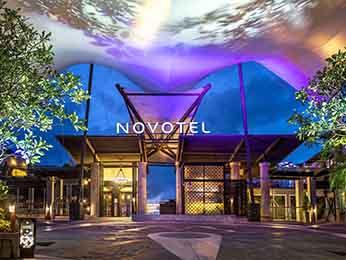 Novotel Pattaya Modus Beachfront Resort