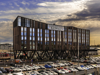 Novotel Christchurch Airport (Opening September 2018)