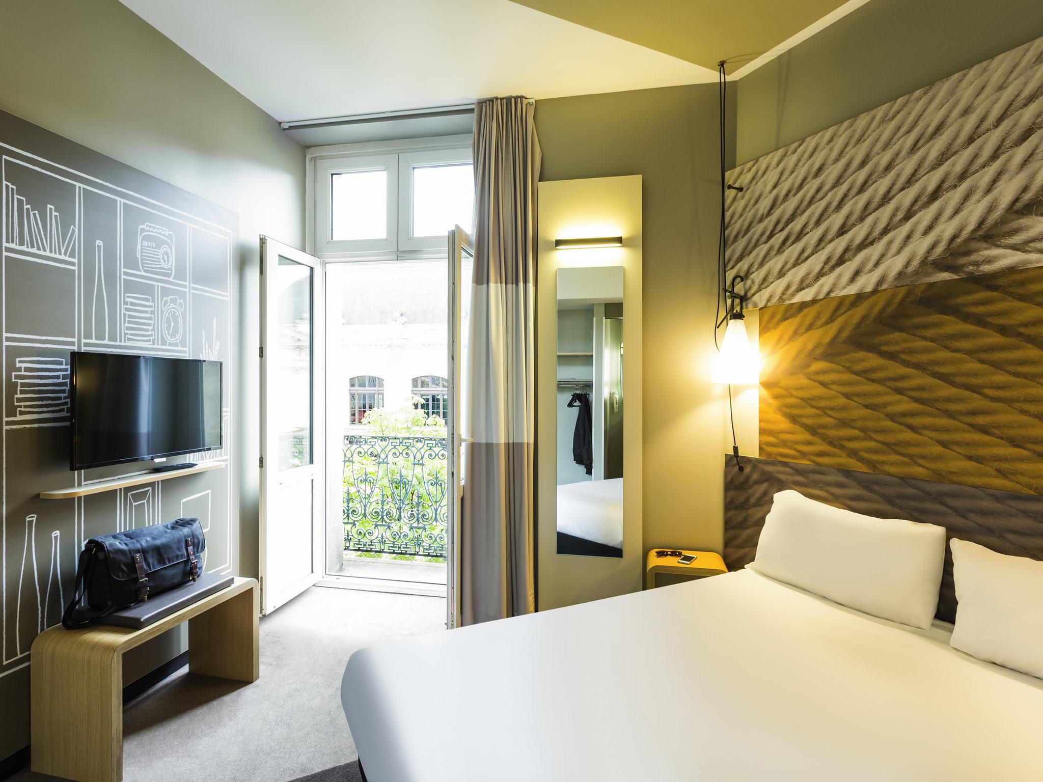 酒店 – 宜必思波尔多中心火车站圣让酒店
