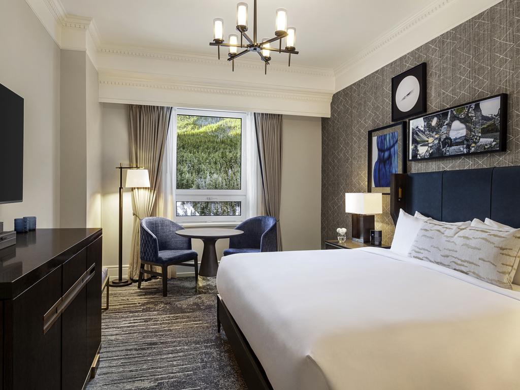Hotel in Banff - Fairmont Banff Springs - AccorHotels