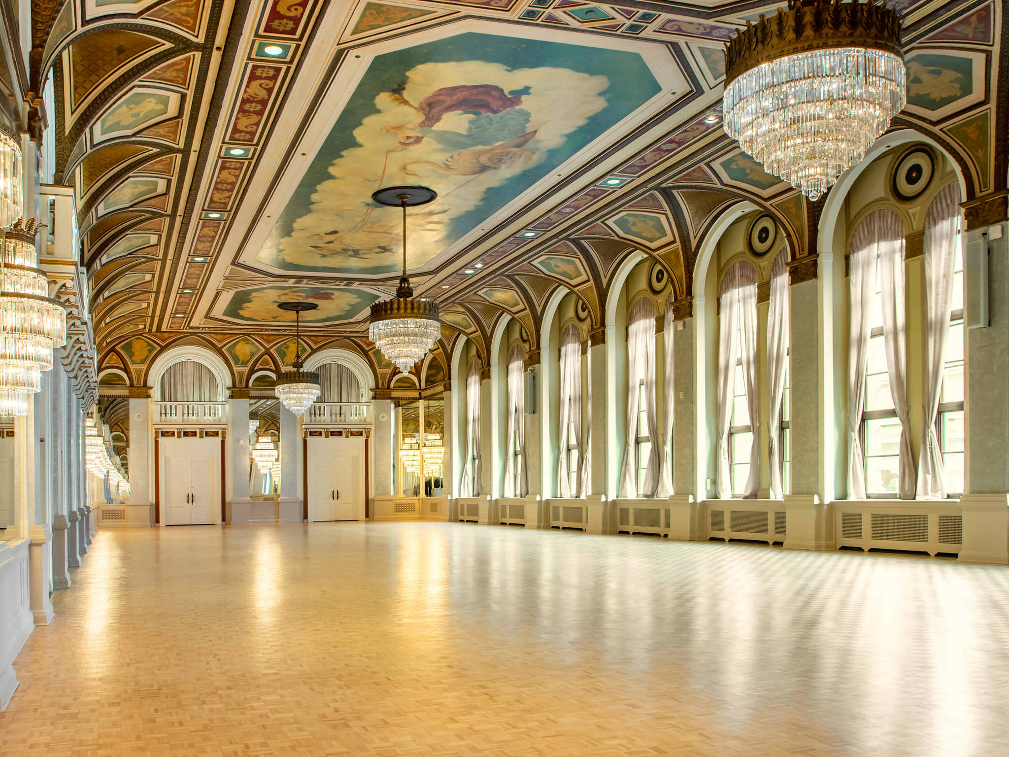 Meetings And Events Fairmont Royal York