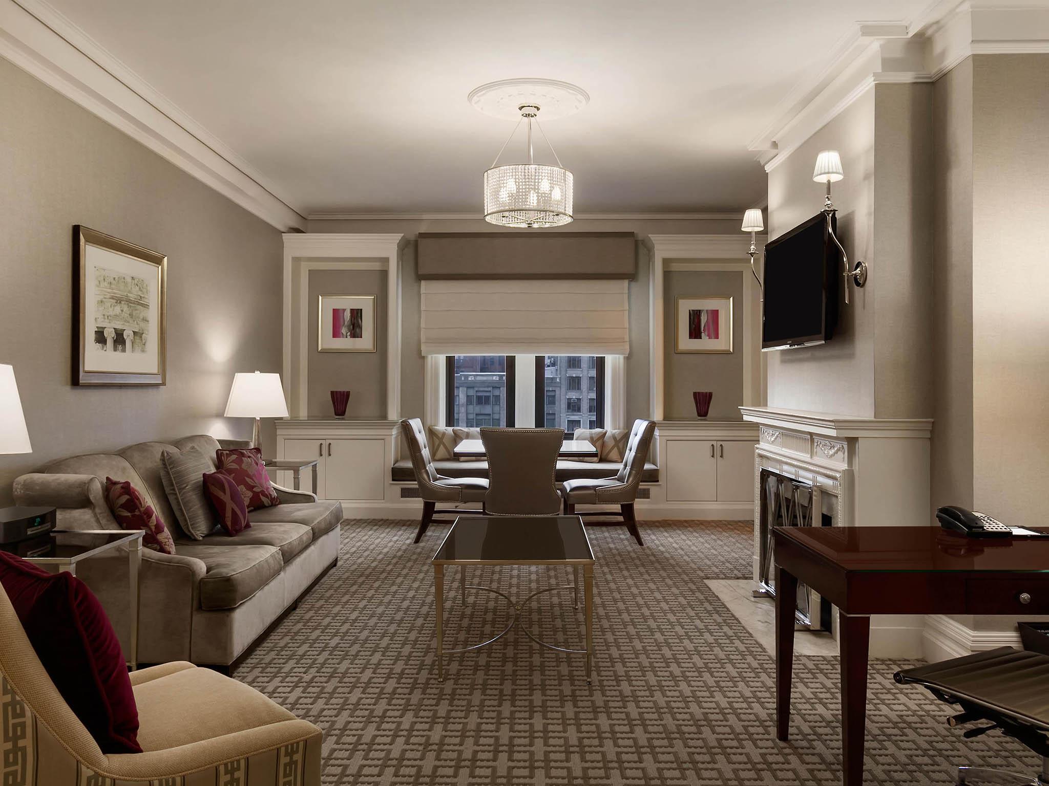 Hotel A Boston Fairmont Copley Plaza