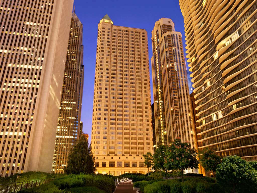 Hotel in Chicago - Fairmont Chicago - Millennium Park