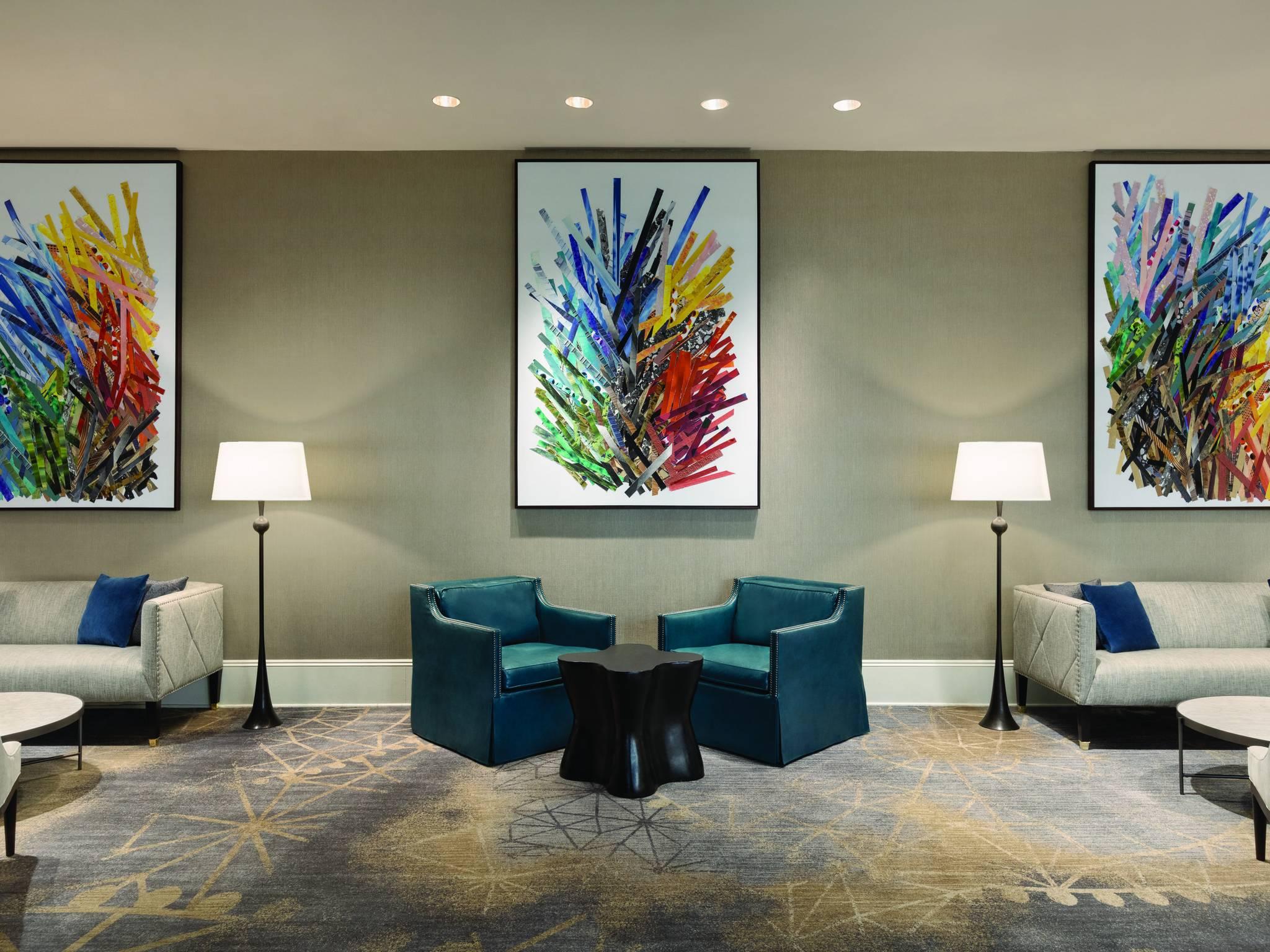 Fairmont Hotel Dallas Rooms