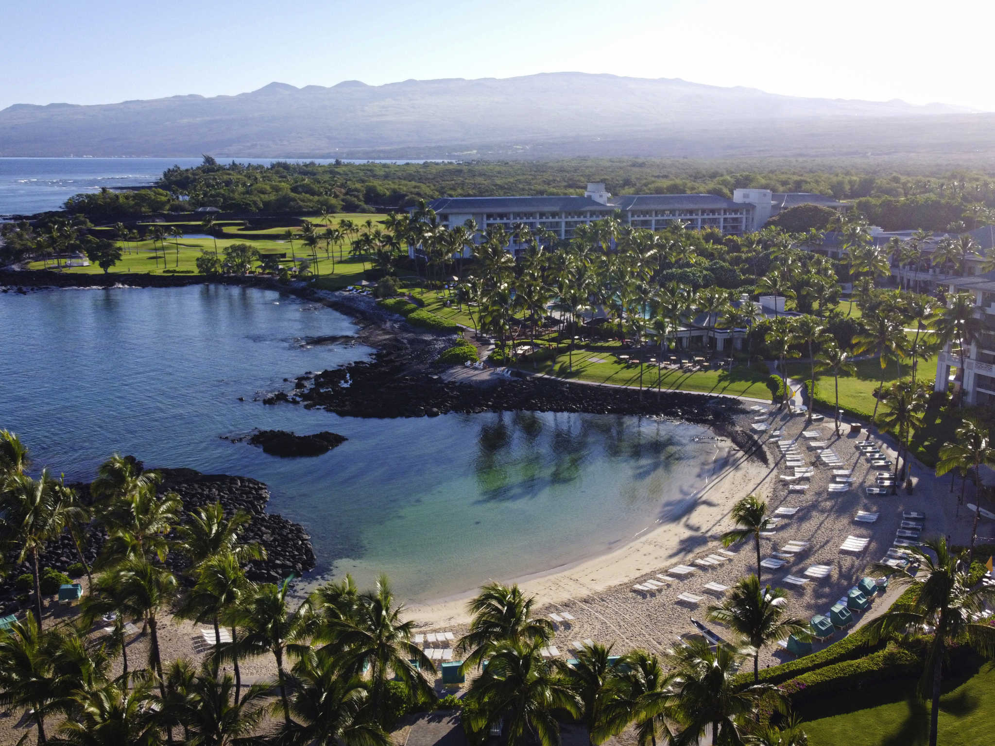 Hotel – Fairmont Orchid - Havaí