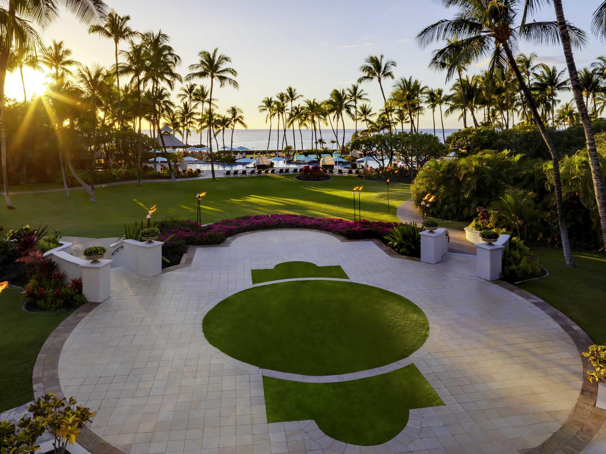 Hotel Fairmont Orchid Hawaii