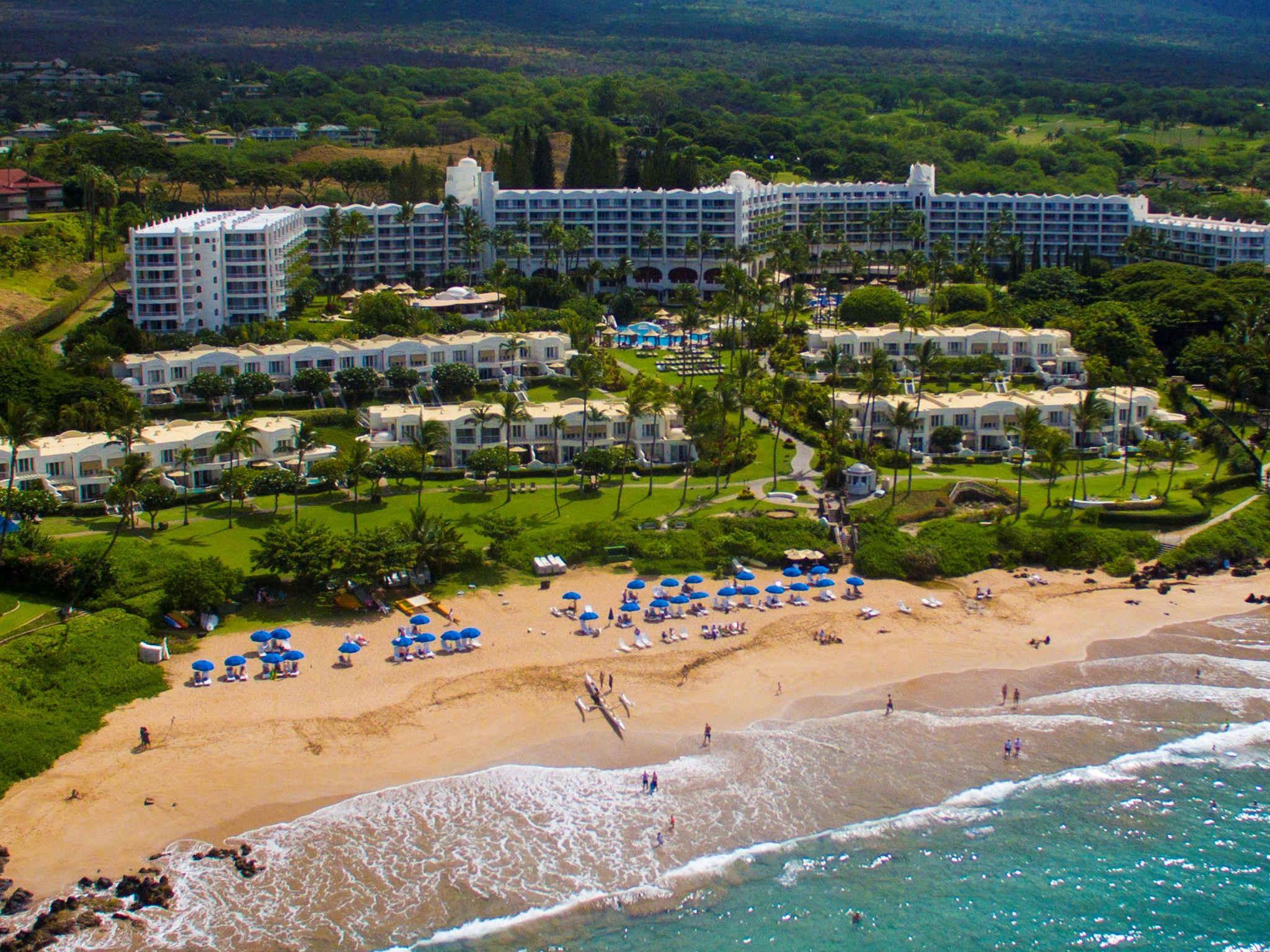 Hotel – Fairmont Kea Lani Maui