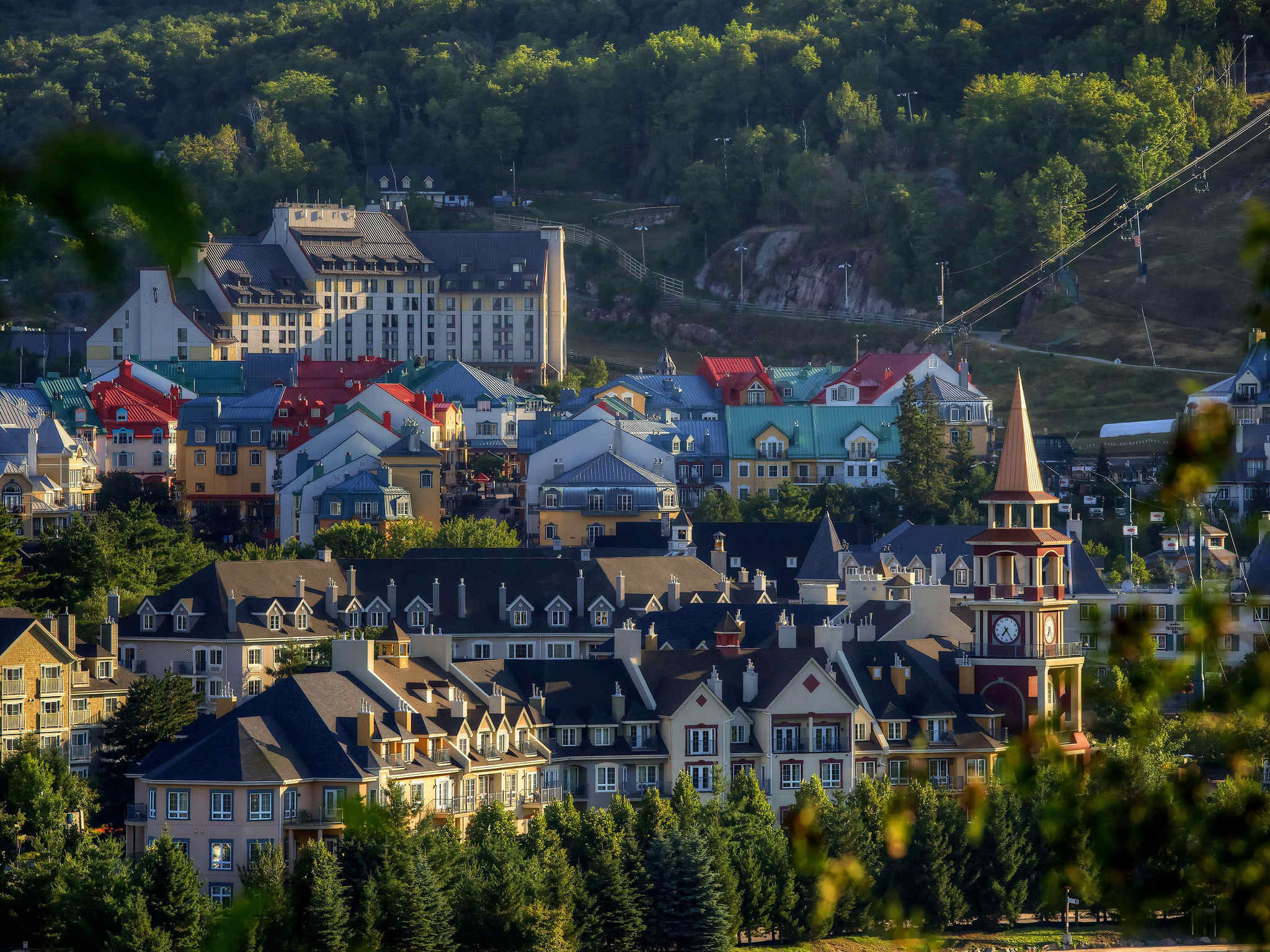 酒店 – Fairmont Tremblant 酒店
