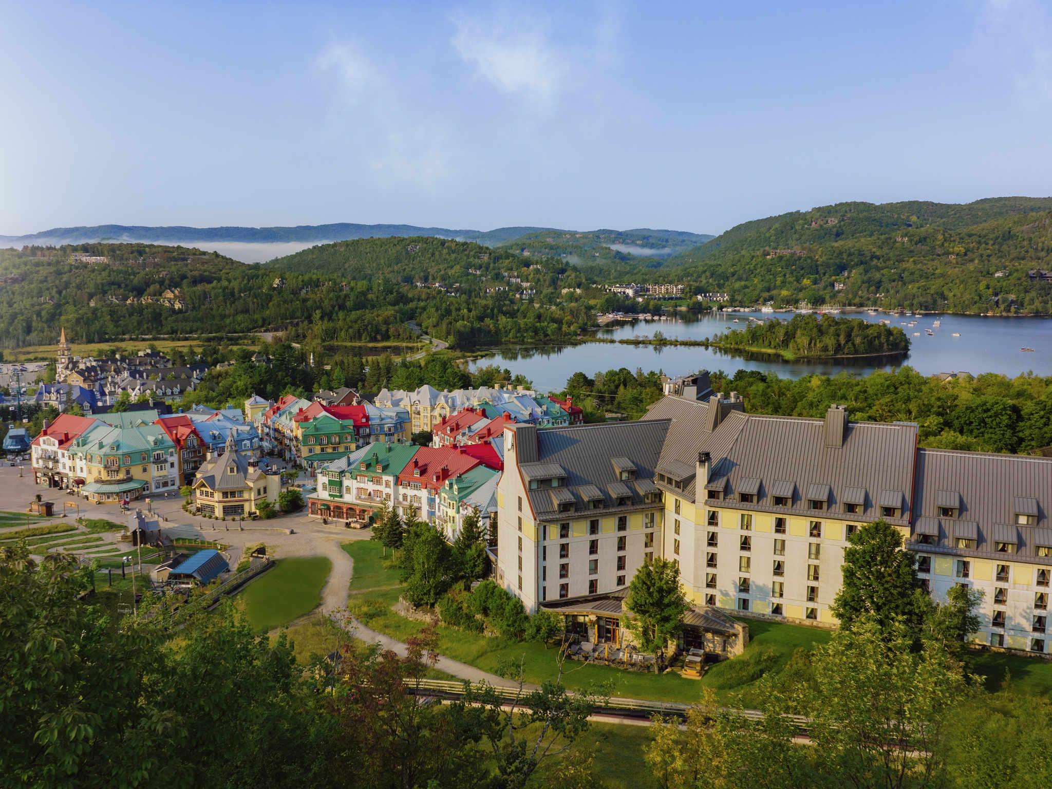 Hotell – Fairmont Tremblant