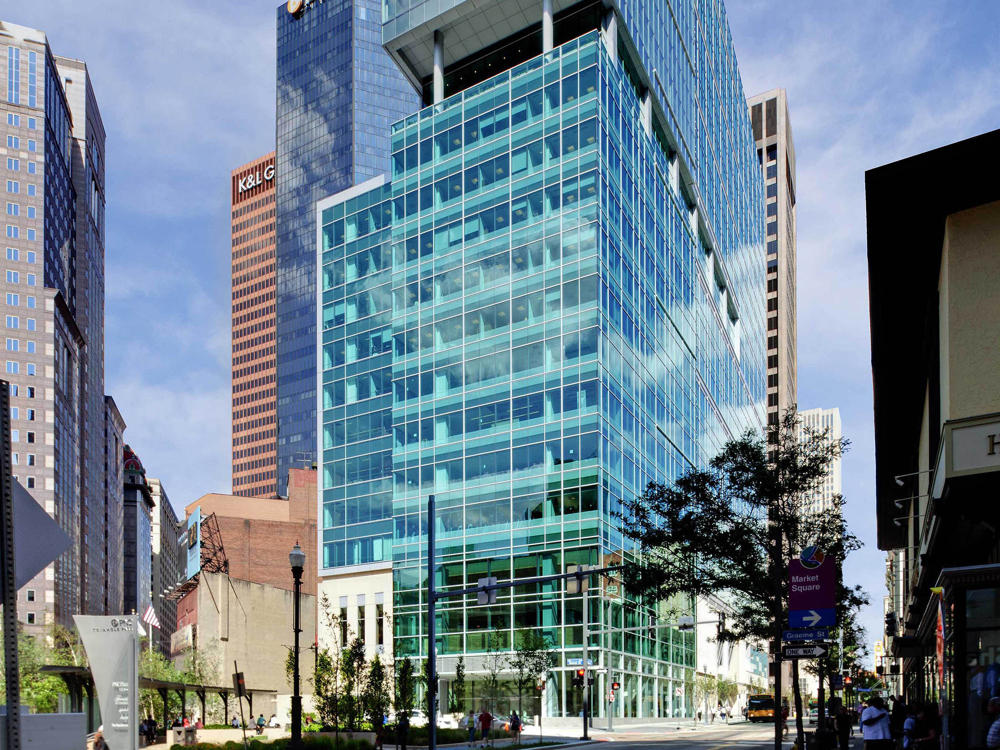 Otel – Fairmont Pittsburgh