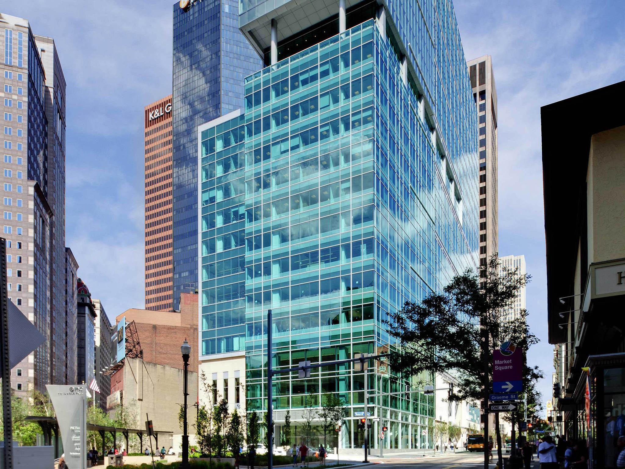 โรงแรม – Fairmont Pittsburgh