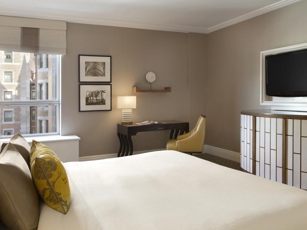 h tel ville de quebec fairmont le ch teau frontenac. Black Bedroom Furniture Sets. Home Design Ideas