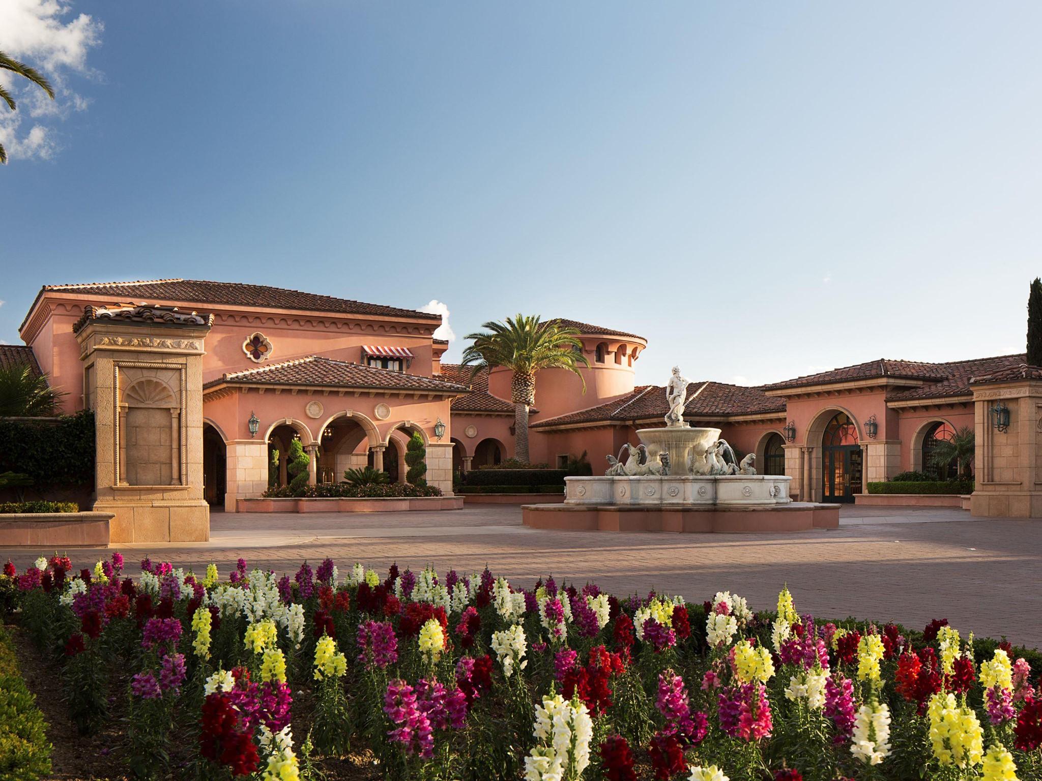 Отель — Fairmont Grand Del Mar