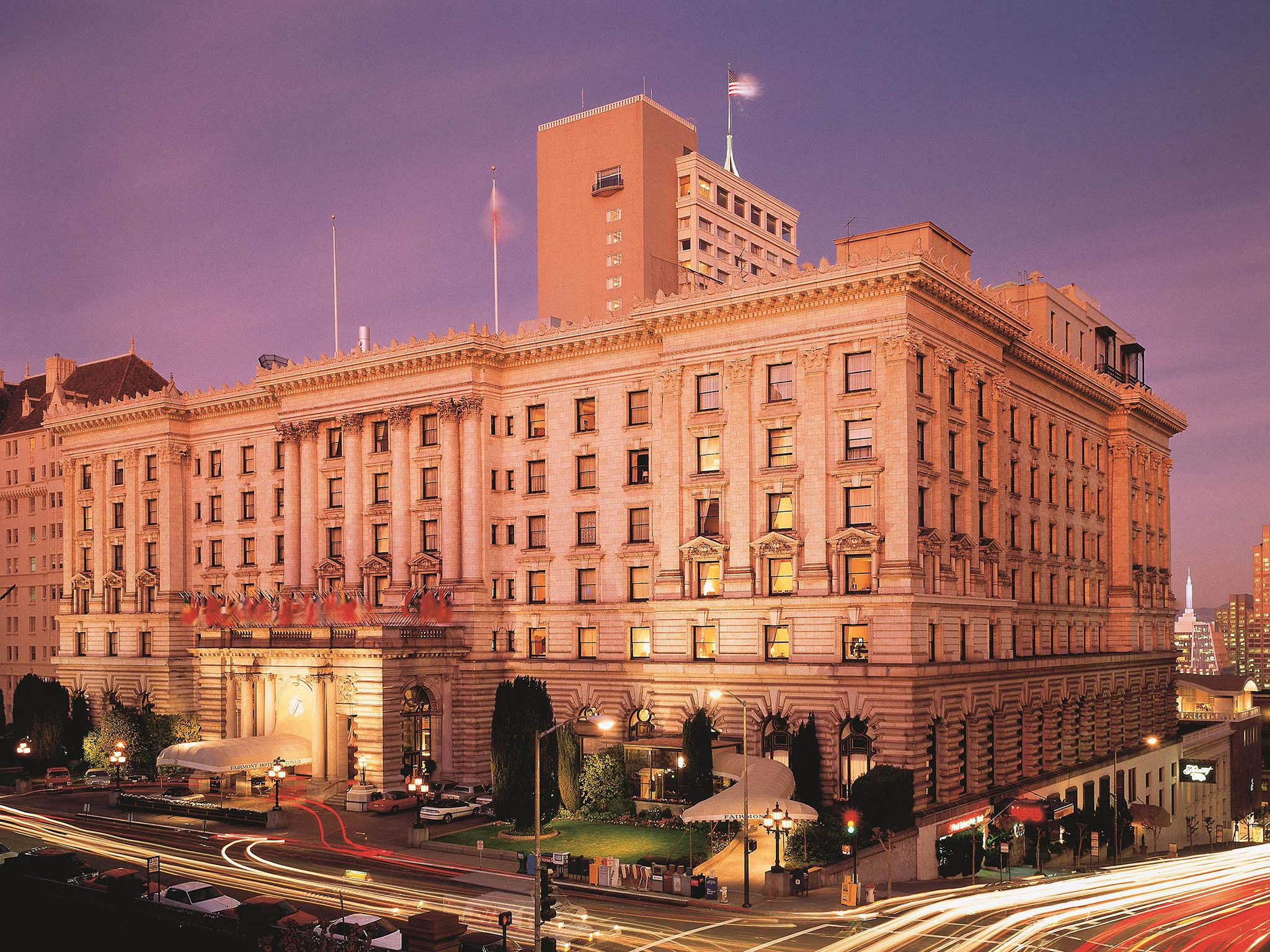 Hotel – Fairmont San Francisco