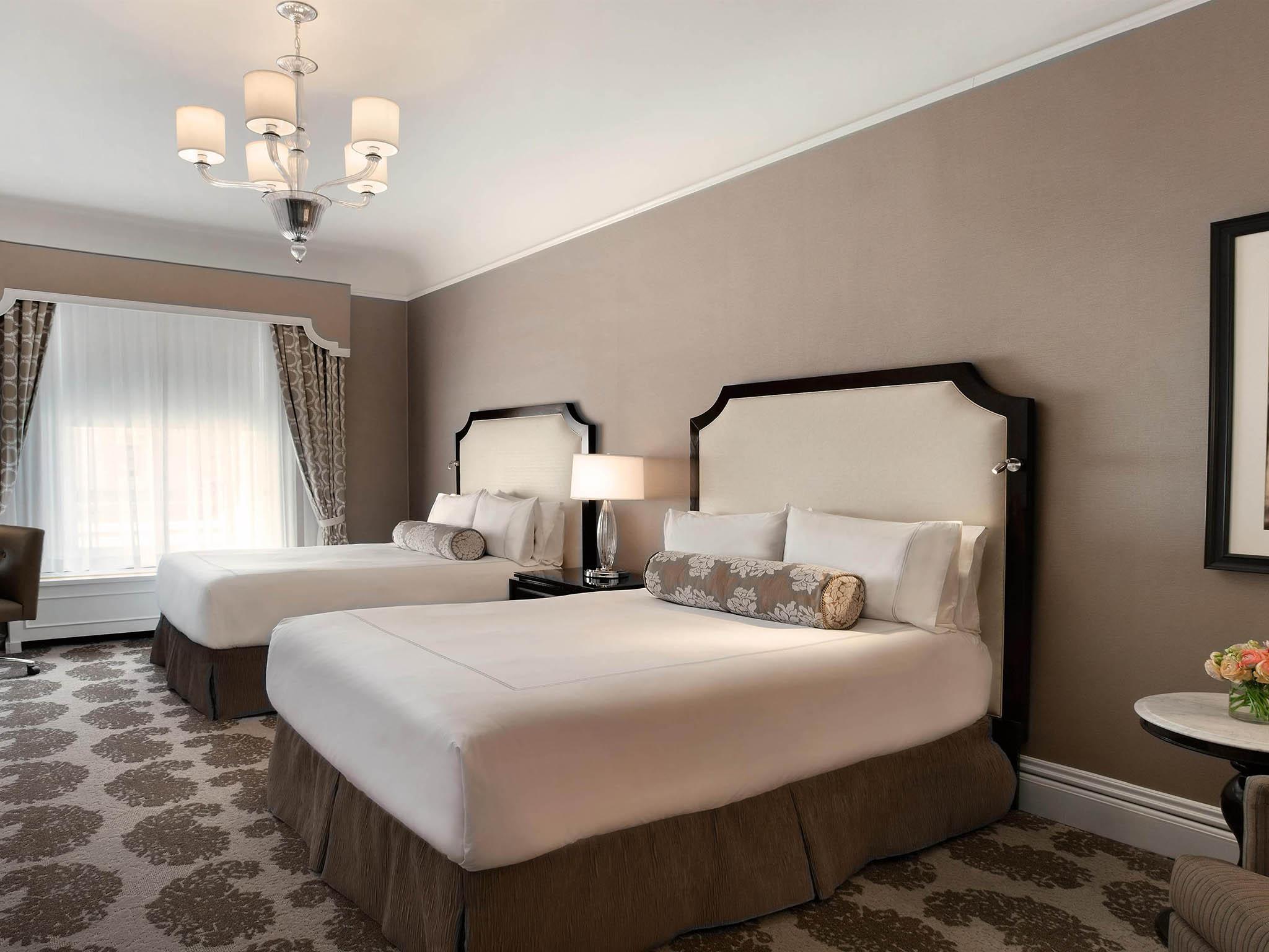 Hotel in SAN FRANCISCO - Fairmont San Francisco