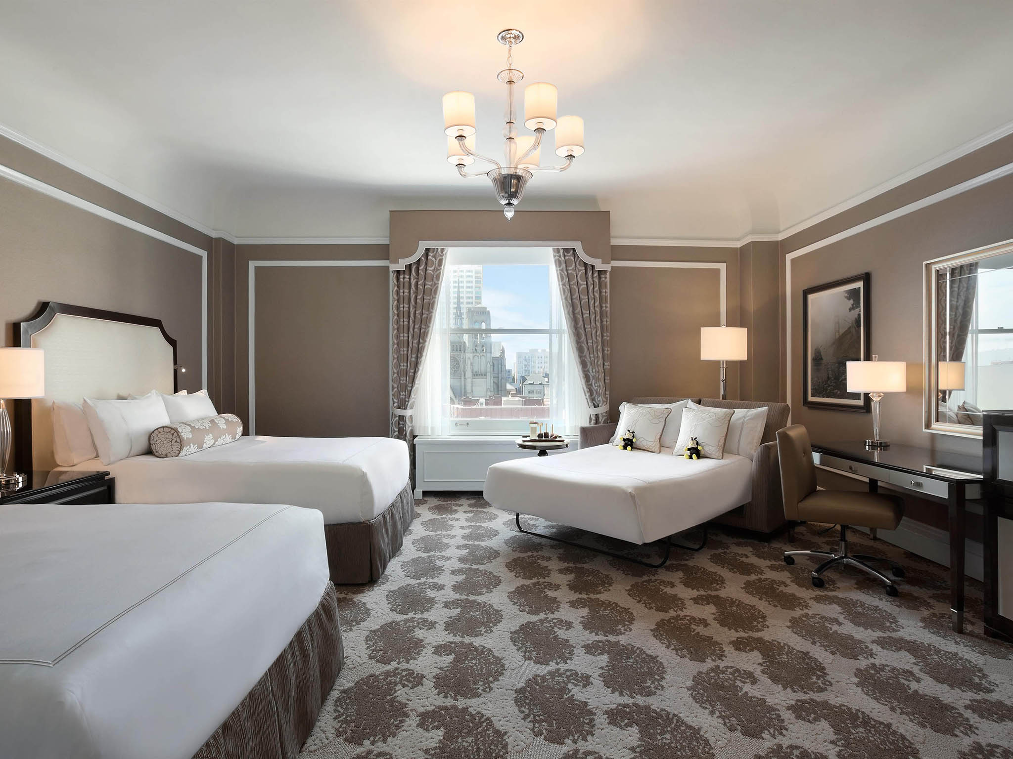 ... Rooms   Fairmont San Francisco ...